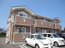 プレ・ガール・シェトワII[1階]の外観