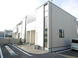 ポートレーゼ津田[1階]の外観