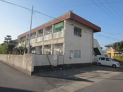 第二プリンスマンション[2階]の外観