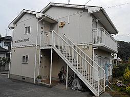 フレグランス・ハマサキI[2階]の外観