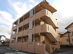 カピーレ西原[3階]の外観