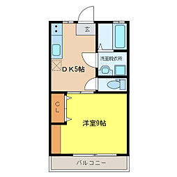 D−HOUSEI[1階]の間取り