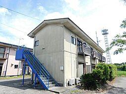 コーポマルモト[1階]の外観