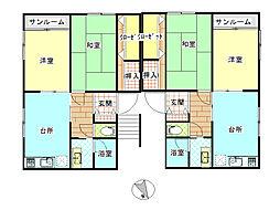 二本木駅 3.5万円