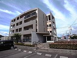 クリスタルガーデンII[1階]の外観