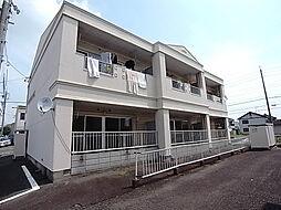 ヒロクリスタルハイムII[2階]の外観