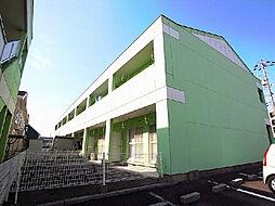 グリーンハウス A[2階]の外観