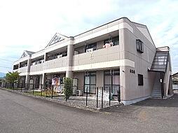 サニーウィング大野 壱番館[2階]の外観