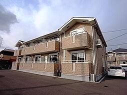 岐阜県岐阜市河渡4の賃貸アパートの外観
