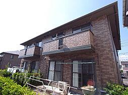 ウィルモア天狗堂[2階]の外観