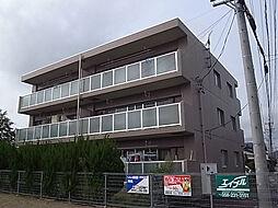 杉山マンション[201号室]の外観