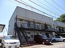 北海道函館市本通1丁目の賃貸アパートの外観
