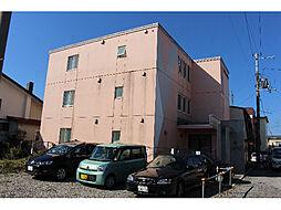 北海道函館市時任町の賃貸マンションの外観