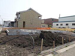 北海道函館市堀川町の賃貸アパートの外観