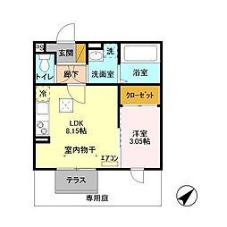 五井駅 5.8万円