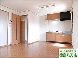 サンステージ小松島II[1階]の外観