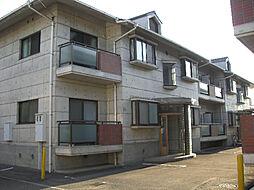 ヴィラージカミノキI・II[1階]の外観