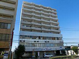アークハイム新潟[201号室]の外観