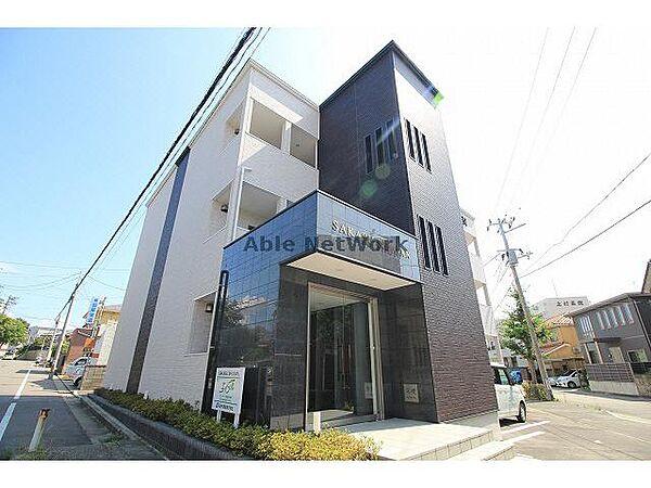 SAKASU SHONAN 2階の賃貸【新潟県 / 新潟市中央区】