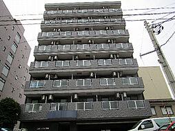 カナン花園[8階]の外観