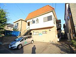 新潟県新潟市中央区関屋本村町2丁目の賃貸アパートの外観