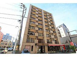 グランティ新潟[8階]の外観