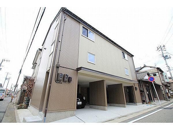 COMODO関屋[1階]の外観