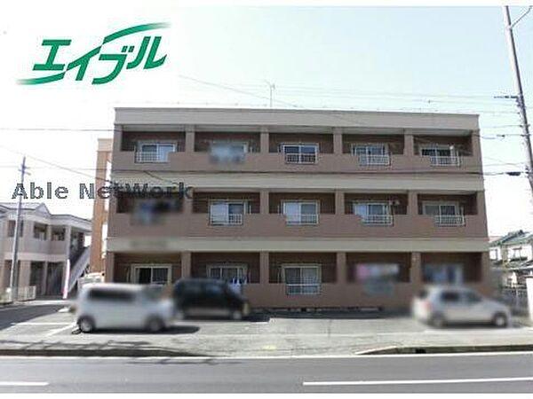 オリーブハウス 3階の賃貸【愛知県 / 小牧市】