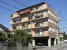長福荘[3階]の外観
