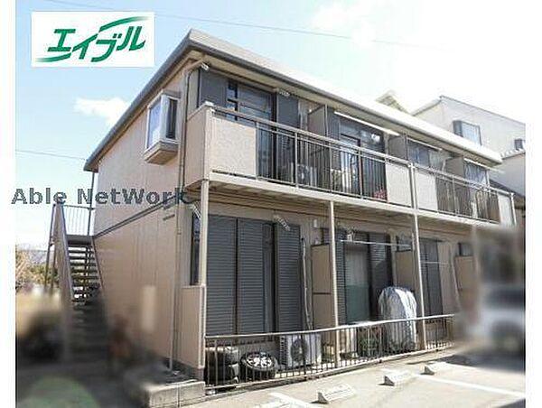 リュミエール A・B・C 2階の賃貸【愛知県 / 小牧市】