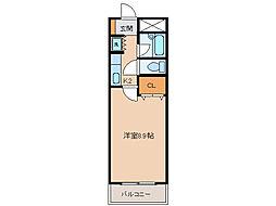レオパレス(岩崎)[1階]の間取り