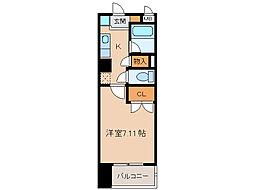 第2さくらマンション[2階]の間取り