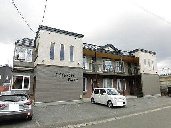 LifeこあEast 2階の賃貸【北海道 / 旭川市】