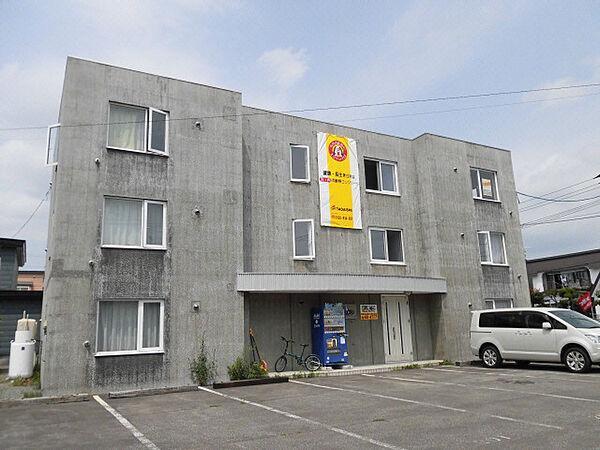 エコワンN11 3階の賃貸【北海道 / 旭川市】
