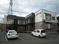 ラピスガーデン[2階]の外観