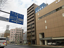 ノルテ1条通弐番館[6階]の外観