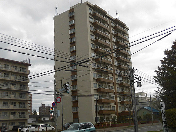 旭川グランドハイツ 3階の賃貸【北海道 / 旭川市】