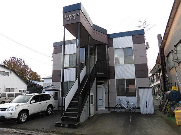 ダイヤハイツ宮下18 1階の賃貸【北海道 / 旭川市】