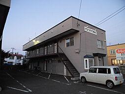 グリーンハイツ藤A[2階]の外観