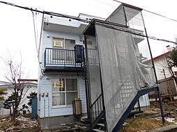 渥美コーポ[2階]の外観