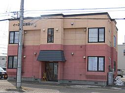 北海道旭川市二条通18丁目の賃貸アパートの外観