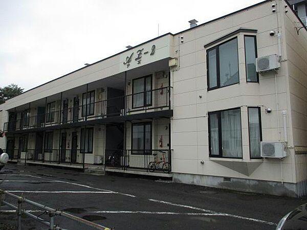 AZ-2 2階の賃貸【北海道 / 旭川市】