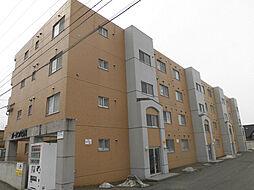 北海道旭川市三条西5丁目の賃貸マンションの外観