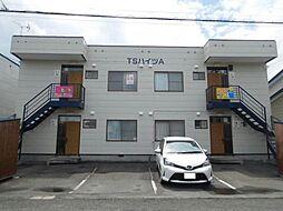 TSハイツA[2階]の外観