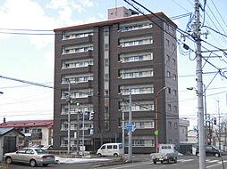 サニーハイツ220[1階]の外観