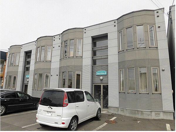 マーヴェラスB 1階の賃貸【北海道 / 旭川市】