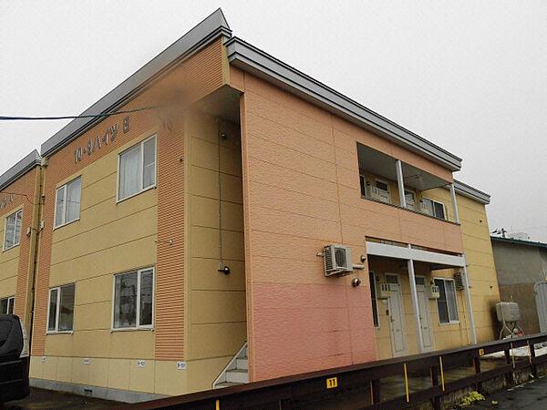 10・9ハイツB棟 2階の賃貸【北海道 / 旭川市】