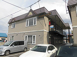 ラ・ルミエールⅡ[1階]の外観