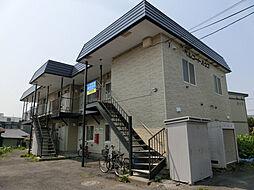 ベルコートハウス[1階]の外観