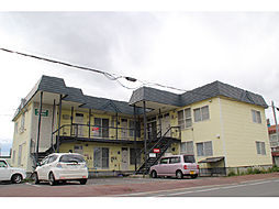 カレントハウス[2階]の外観